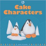 Book: Cozy Cake Characters