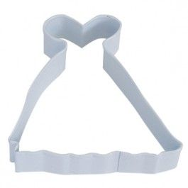 Creative Party Cookie Cutter: Princess Gown