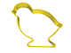 Eddingtons Cookie Cutter: Yellow Chick