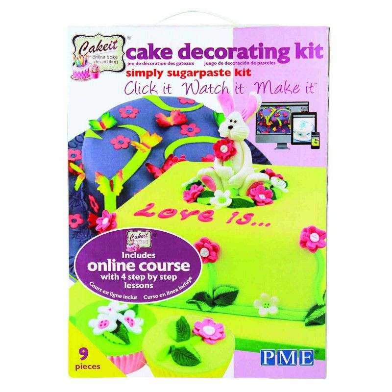 Pme Cake Decorating Kit
